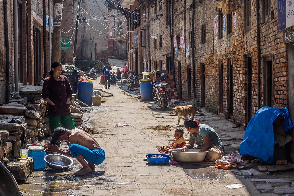 Around Kathmandu
