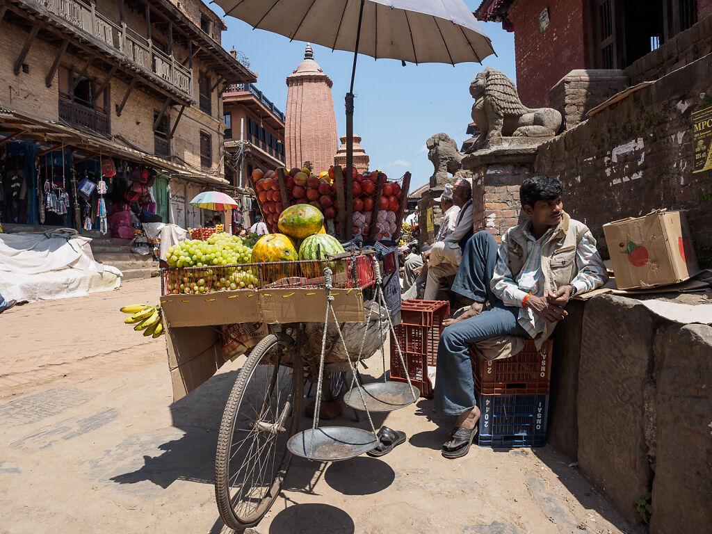 Patan and Bhaktapur