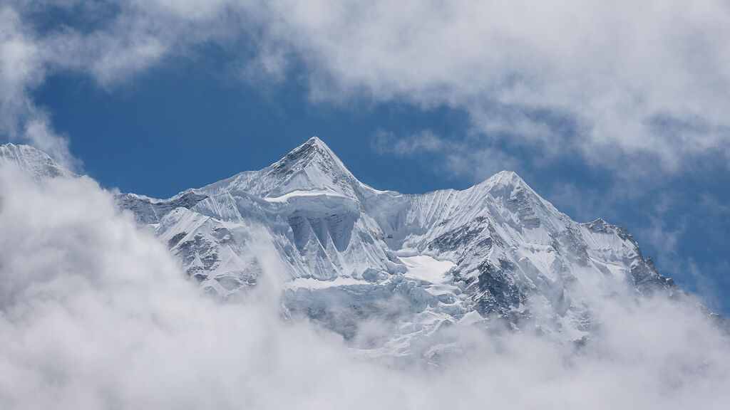 Kanchenjunga North - Lhonak