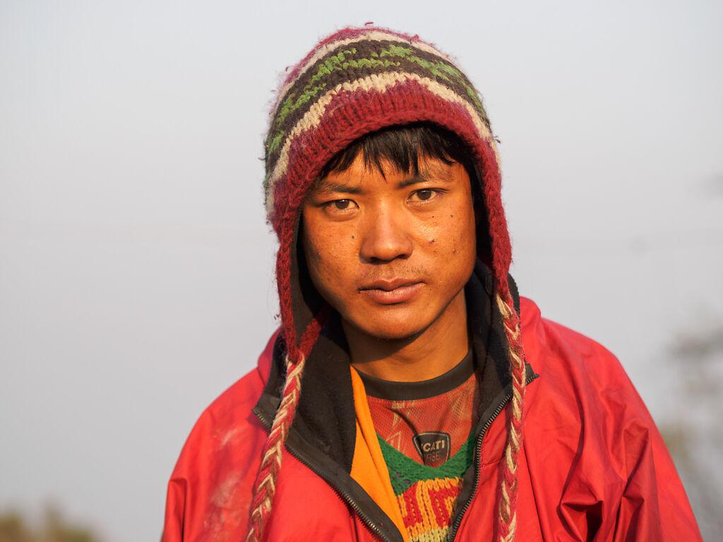 Kanchenjunga Trek - The team
